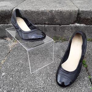 Cole Haan Air Talia Cap Toe Flats Women's Size 7.5
